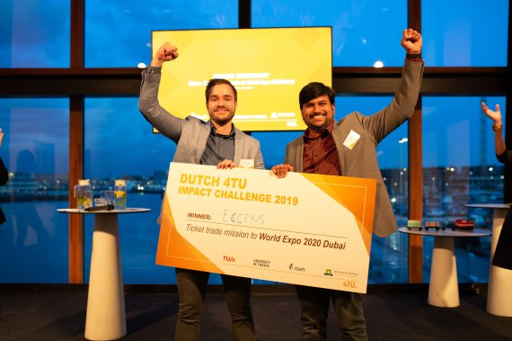 WUR researcher wins 4TU Challenge with sensors for faster cancer detection