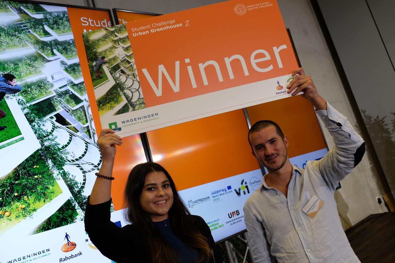 Urban Greenhouse Challenge gewonnen door Team Bagua