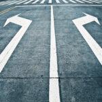 Dividing roads