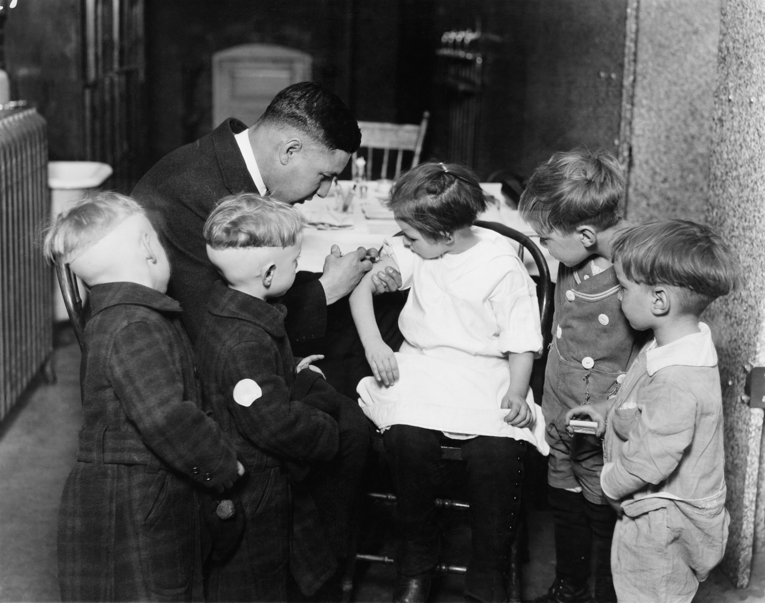 Is an 'indirect vaccination obligation' OK?  – 'Nobody will be forced into it'