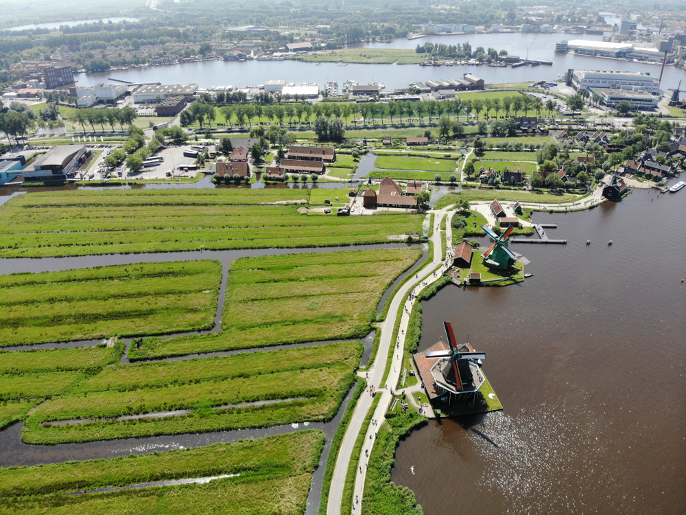 WUR-scientists call for a minister of Spatial Planning