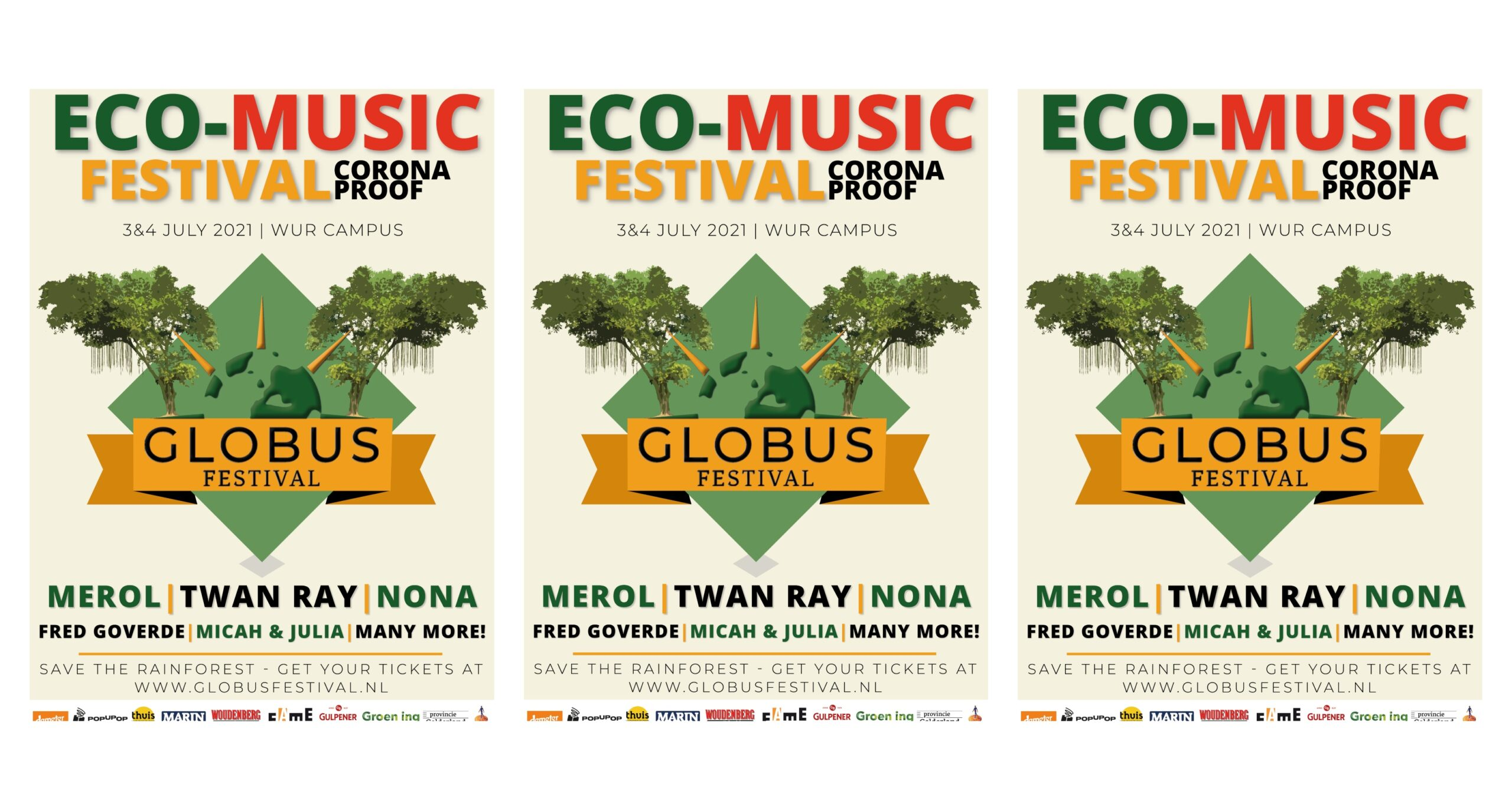 A festival on campus?