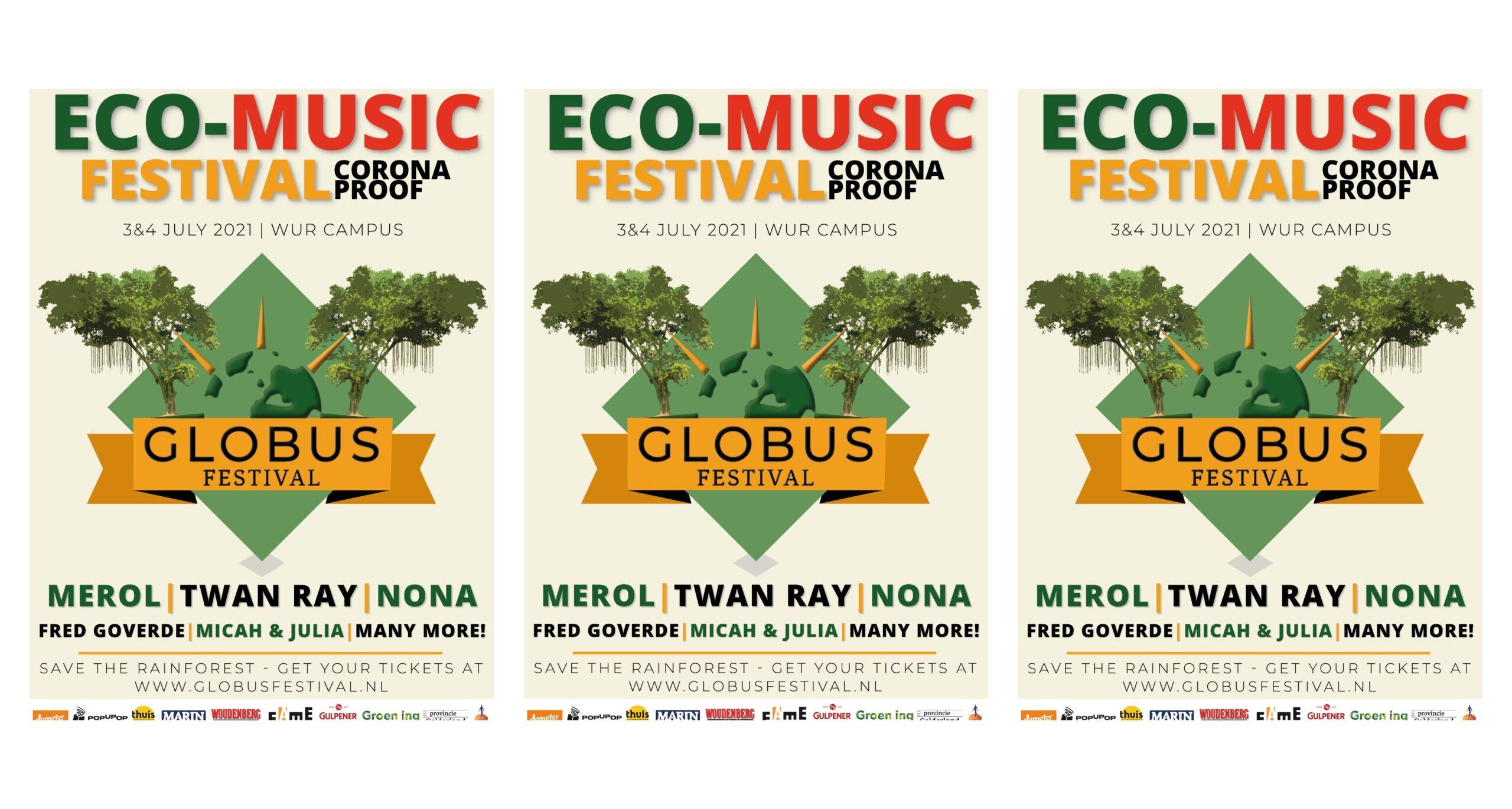 Een festival op de campus?