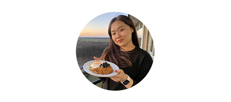 Smaken van WUR: Kimchi gebakken rijst