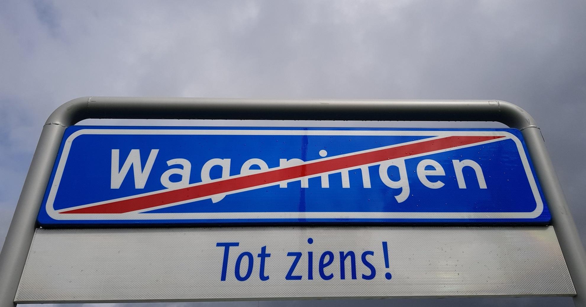 Please meet: WURgeningen