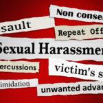 woorden over seksuele intimidatie