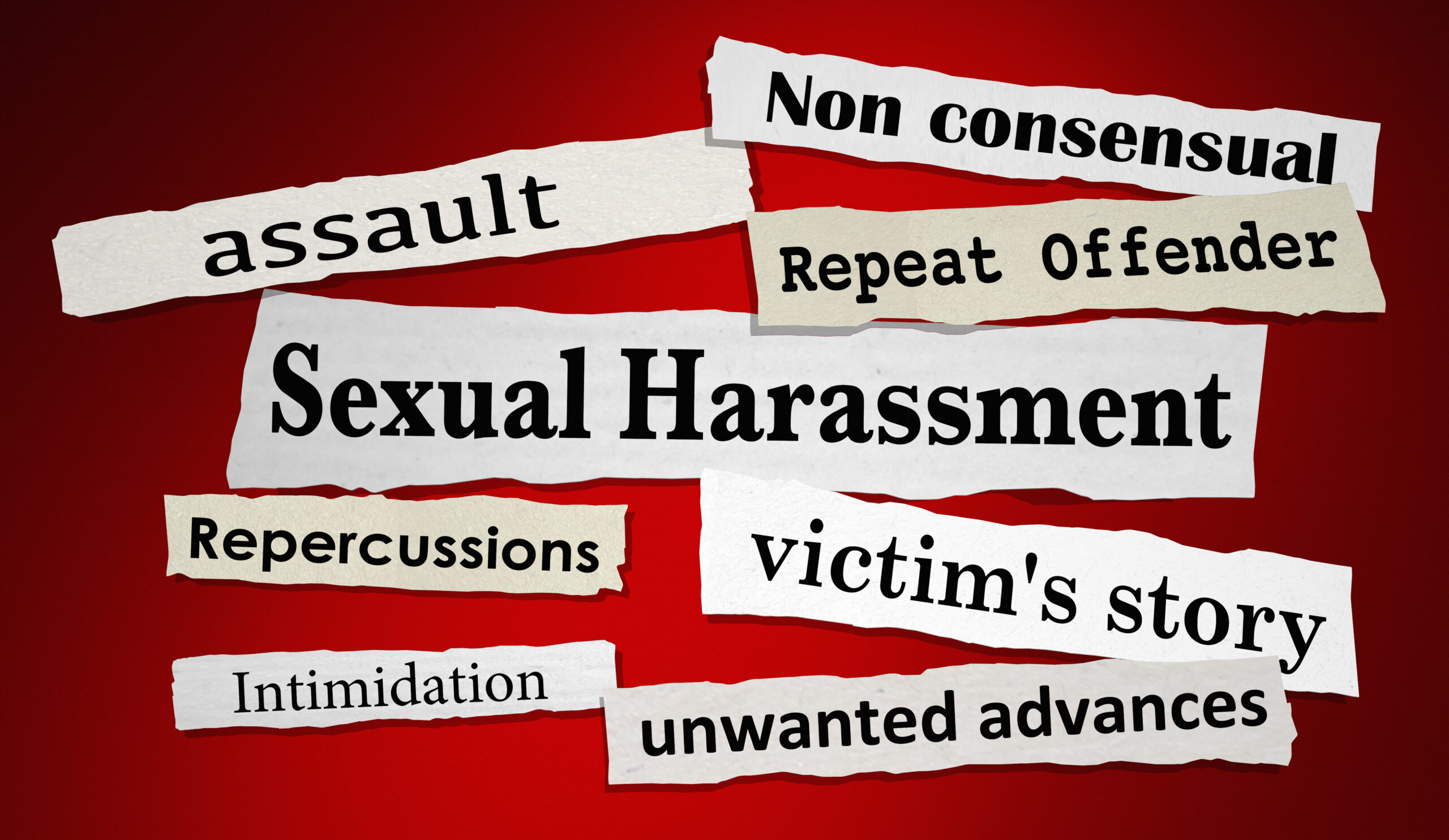 sexual violence words
