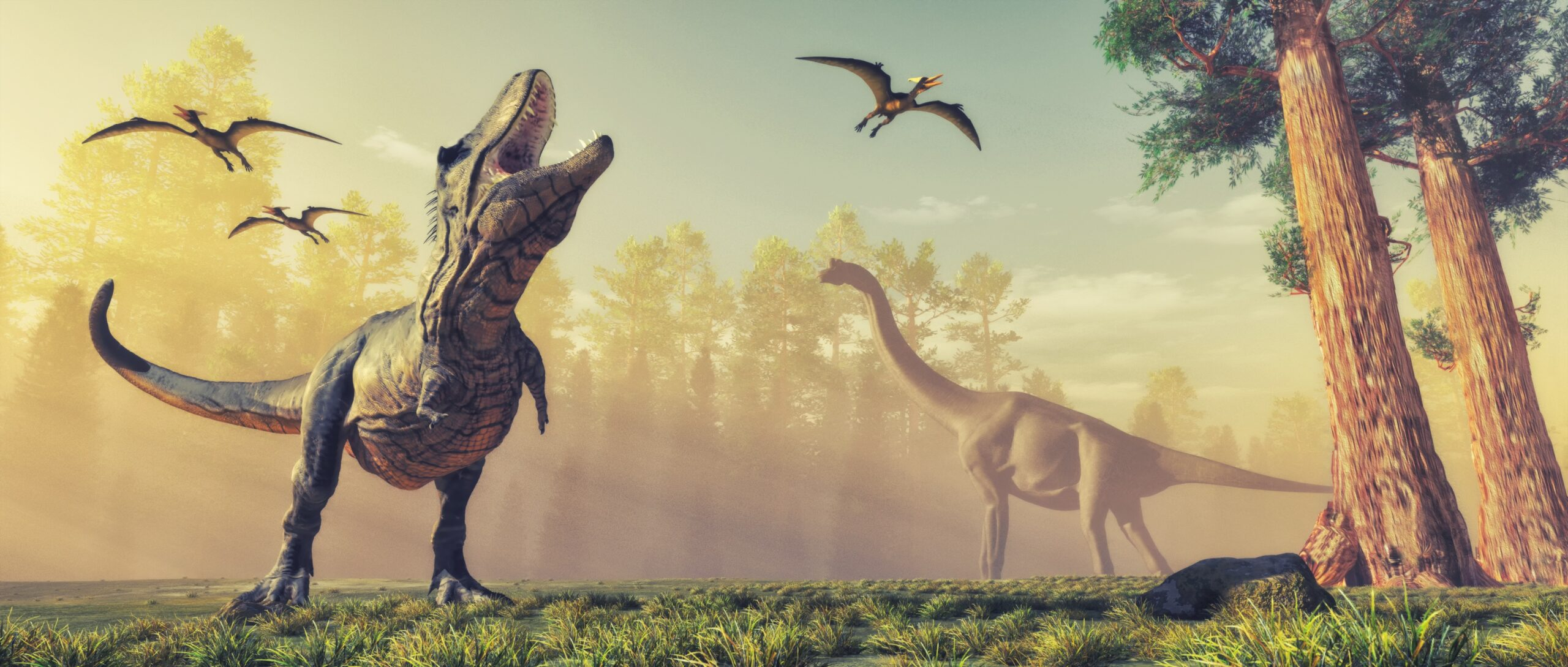 Ron ten Caat's fantasy brings Dino's back