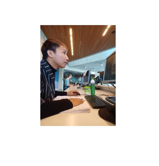 JIJ (nog steeds) op de campus – 'Thuis kan ik niet studeren dus ga ik elke dag naar forum'